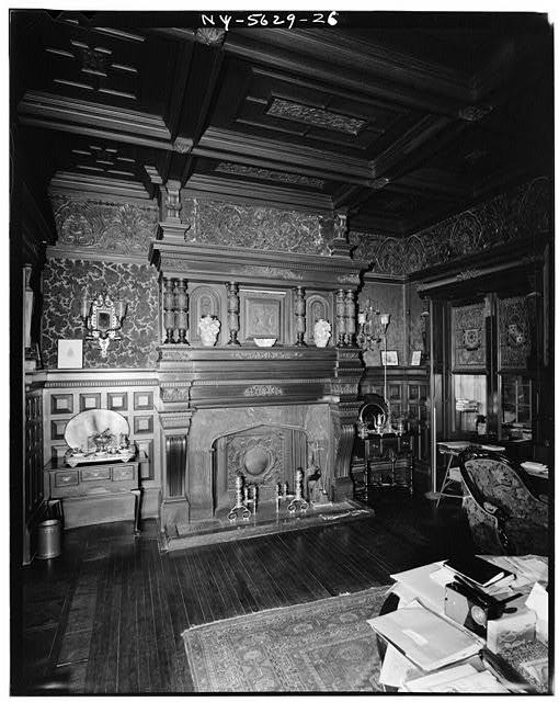 Art Wilderstein,morton Road,rhinebeck,dutchess County,ny,new York,habs,survey,25