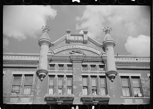 Photo: Butte,Montana,MT,Farm Security Administration,FSA,Summer 1939,Rothstein,10