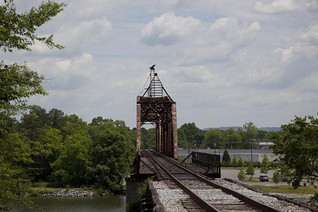 Photo: Historic Train Bridge,Gadsden,Etowah County,Alabama,AL,RR,Railroad,2010
