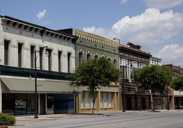 Photo: Historic downtown Gadsden,Alabama,Etowah County,Carol Highsmith,Photographer