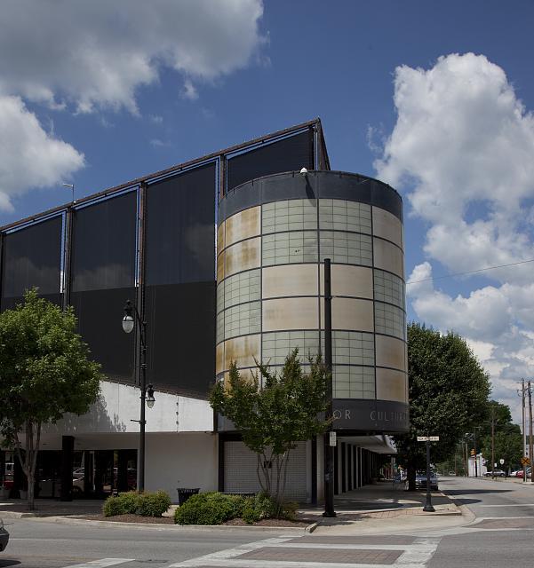 Photo: Art Museum,Historic Downtown,Gadsden,Etowah County,Alabama,AL,Carol Highsmith