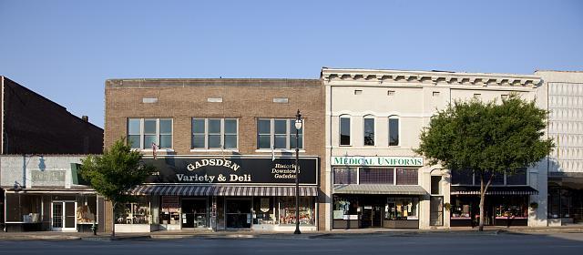 Photo: Gadsden,Alabama,Etowah County,AL,Storefronts,South,Carol Highsmith,Photographer 1