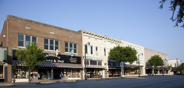 Photo: Gadsden,Alabama,Etowah County,Storefronts,South,Carol Highsmith,Photographer,3