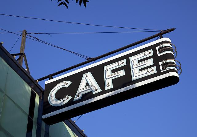 Photo: Gadsden,Alabama,Etowah County,Cafe,Carol Highsmith,Photographer,2010