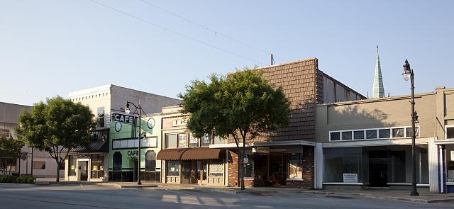Photo: Gadsden,Alabama,Etowah County,Storefronts,South,Carol Highsmith,Photographer,5 1