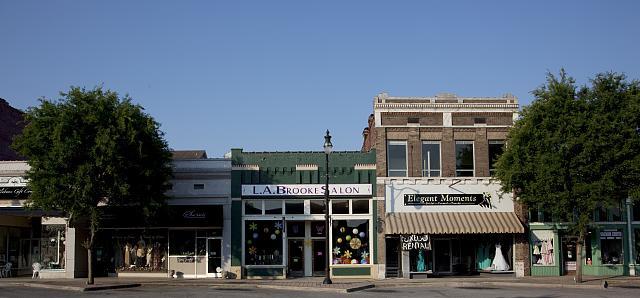 Photo: Gadsden,Alabama,Etowah County,Storefronts,South,Carol Highsmith,Photographer,7 1