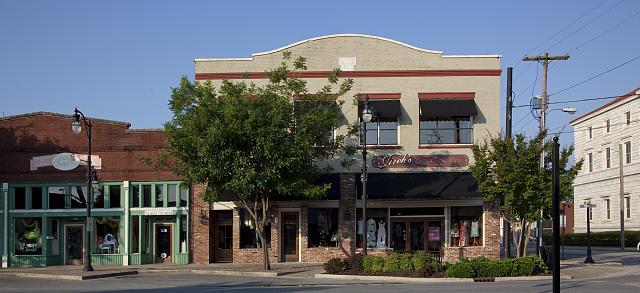 Photo: Gadsden,Alabama,Etowah County,AL,Carol Highsmith,Photographer,South,Stores