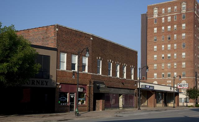 Photo: Gadsden,Alabama,Etowah County,AL,2010,Carol Highsmith,Photographer,Building,6