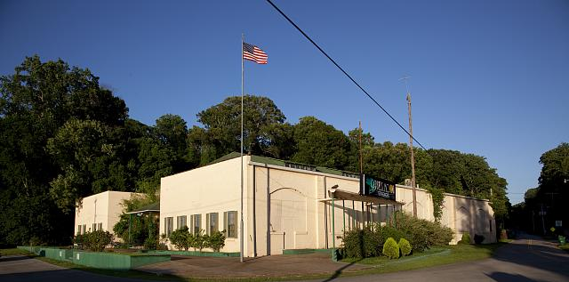 Photo: Muscle Shoals Sound Studio,Muscle Shoals,Alabama,Colbert County,2010,Highsmith