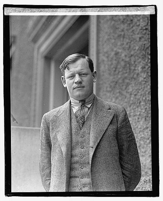 Photo: Major E. Keith Roach,June 1922