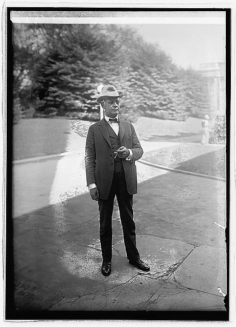 Photo: Charles Brand,United States Representative from Ohio,American Politician,1923
